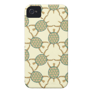 Turtle pattern iPhone 4 cover