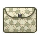 Turtle pattern sleeve for MacBook pro