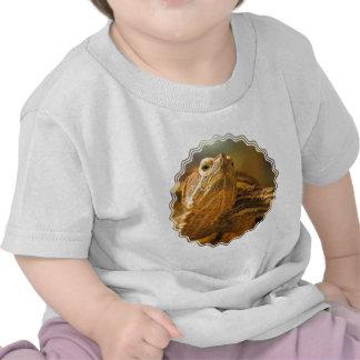Turtle Photo Baby T-Shirt
