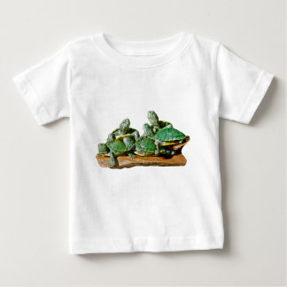 Turtle Picture Baby T-Shirt