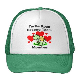 Turtle Road Rescue Team Member Hat