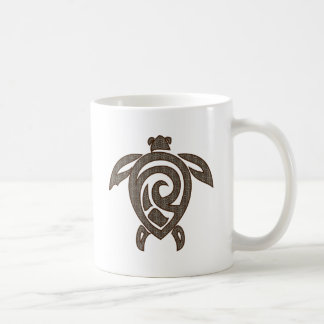 Turtle-shell-print Coffee Mug