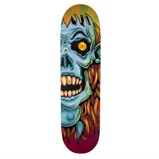 turtle soldier - funny army character skate board