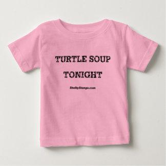 Turtle Soup Tonight Infant T-Shirt