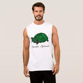 Turtle Speed Sleeveless Shirt