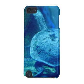 Turtle Swimming Underwater iTouch Case iPod Touch (5th Generation) Case