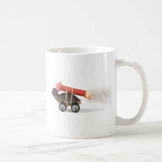 Turtle Take Off Coffee Mug