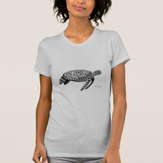 Turtle Tee Women's Size S