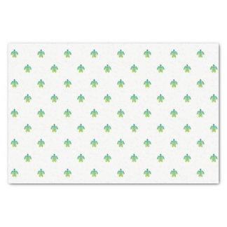 Turtle Tissue - Green Tissue Paper