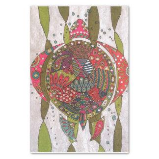 Turtle Tissue Paper