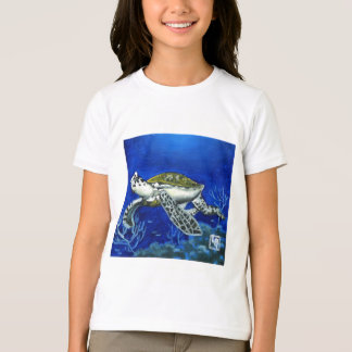 Turtle Tracks T-Shirt