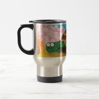 Turtle Travel Mug