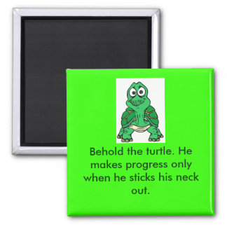 Turtle Truth Magnet