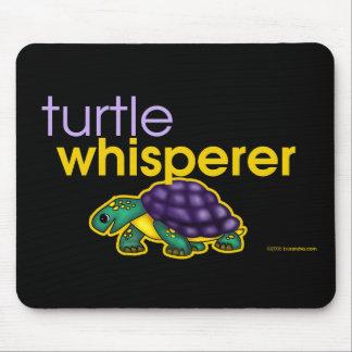 Turtle Whisperer Mousepad