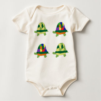 Turtles apparel baby bodysuit