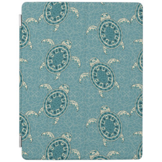 turtles background iPad cover