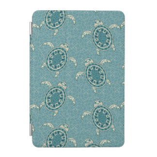 turtles background iPad mini cover