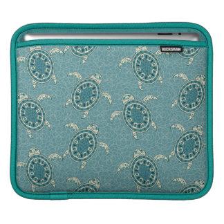turtles background iPad sleeve