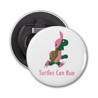 Turtles Can Run Bottle Opener