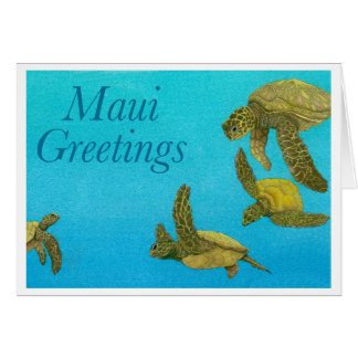 Turtles Card