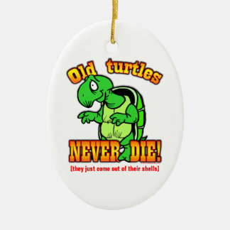 Turtles Christmas Ornament