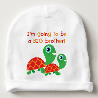 Turtles Future Big Brother Baby Beanie