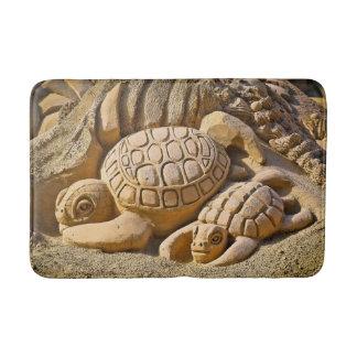 Turtles in the Sand Floor Mat