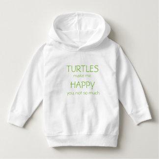 Turtles Make Me Happy T-shirts