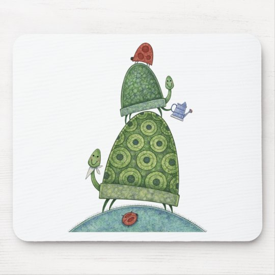 Turtles Mouse Mat