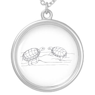 Turtles... Necklace ...