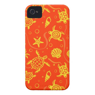 Turtles Pattern iPhone 4 Covers