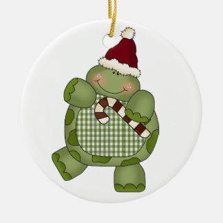 Turtles To You - SRF Round Ceramic Decoration