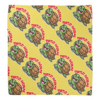 Turtley Awesome Bandana
