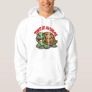 Turtley Awesome Hoodie