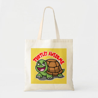 Turtley Awesome Tote Bag