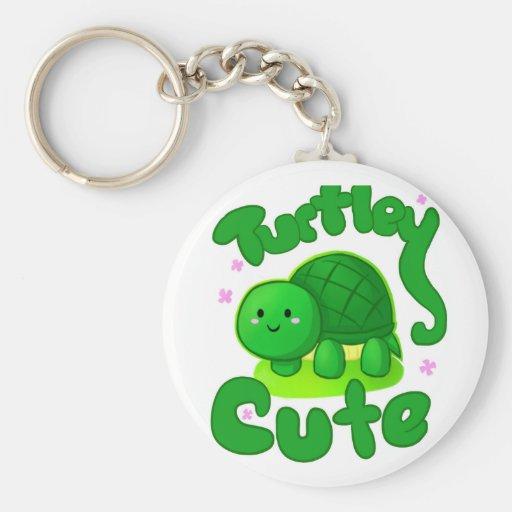 Turtley Cute Key Chain