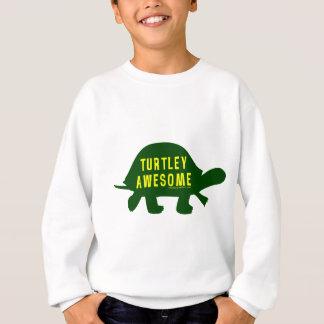 Turtley Totally Awesome Sweatshirt
