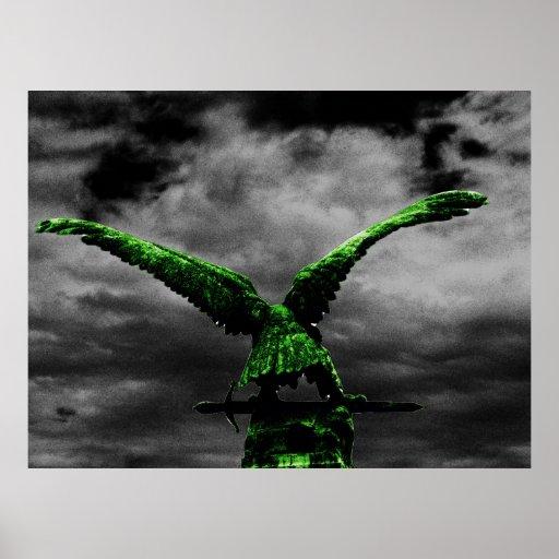 Turul - Mythical Bird(2) Print