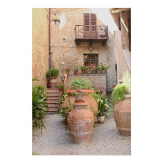 Tuscan Alley Print