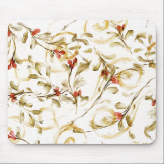 Tuscan Berry Vine Mouse Pad