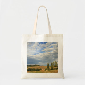 Tuscan countryside Tuscany Central Italy Tote Bag