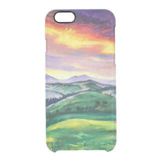 Tuscan landscape iPhone 6 plus case