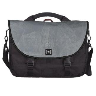 Tuscan Slate Star Of David Monogram Bag For Laptop