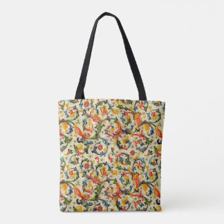Tuscan Vines Tote Bag All-Over Print