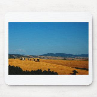 Tuscany 4 mouse mat