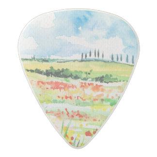Tuscany Acetal Guitar Pick