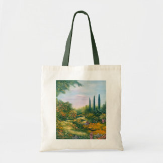 Tuscany Atmosphere 1996 Budget Tote Bag