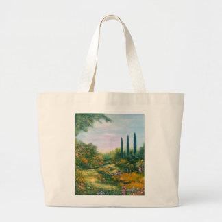 Tuscany Atmosphere 1996 Jumbo Tote Bag