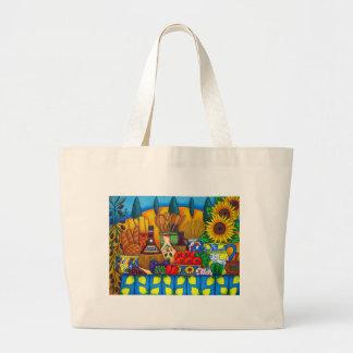 Tuscany Delights Shopping Bag