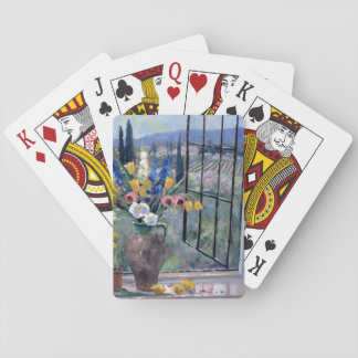 Tuscany Hillside II Playing Cards